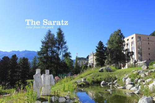 Hotel Saratz Pontresina