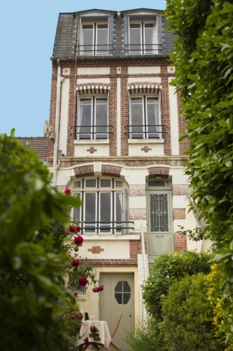 Honfleur house