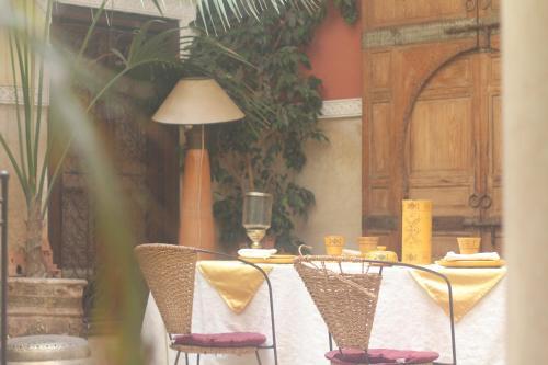 Riad Light Of Sun