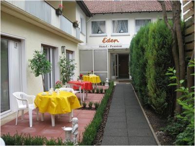 Hotelpension Eden