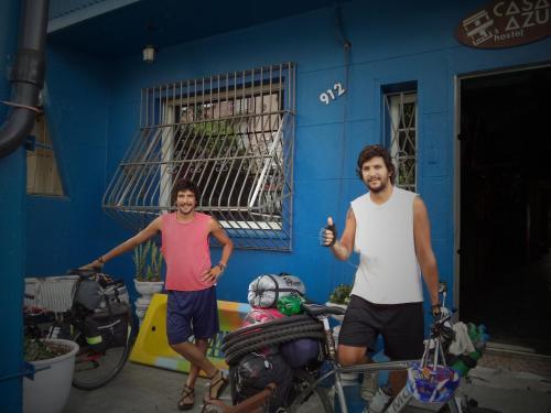 Casa Azul Hostel