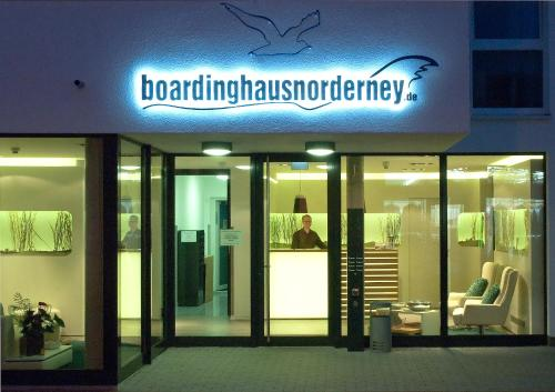 Apartments Boardinghaus Norderney