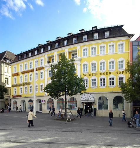 Die 10 besten boutique hotels in w rzburg deutschland for Design hotel wurzburg