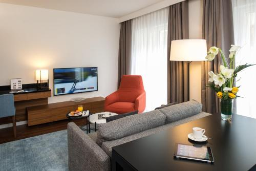 Fraser Suites Geneva - Serviced Apartments