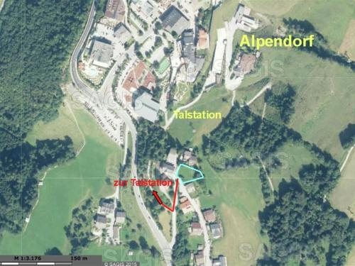 Apartment Penthouse An Der Piste 5 Alpendorf