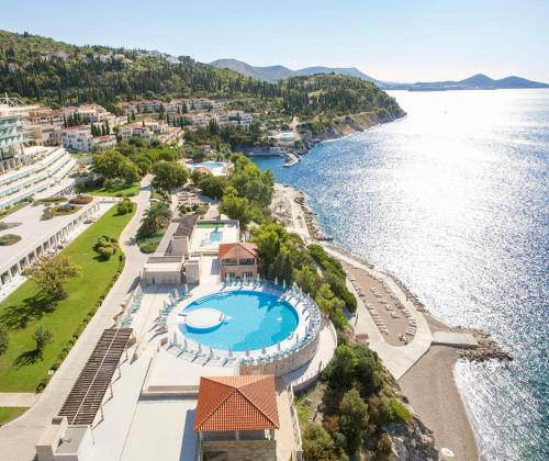 Reserve This Beach Hotel Description For A11y Sun Gardens Dubrovnik Croatia