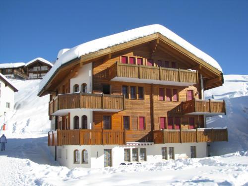 Haus Brunnen (Anton Karlen)