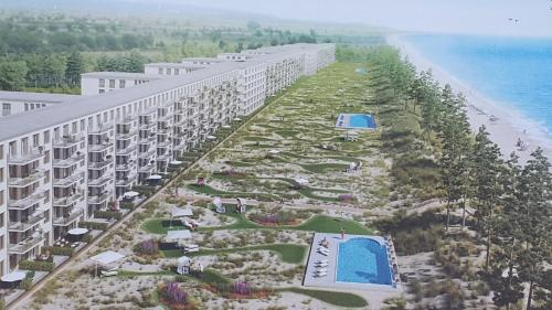 Prora Solitaire Apartment mit Meerblick Block 2