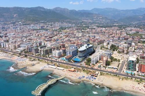 Die 10 Besten 5 Sterne Hotels In Alanya Turkei Booking Com
