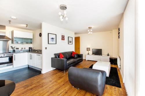 Vizion Serviced Apartments - Shortstay MK