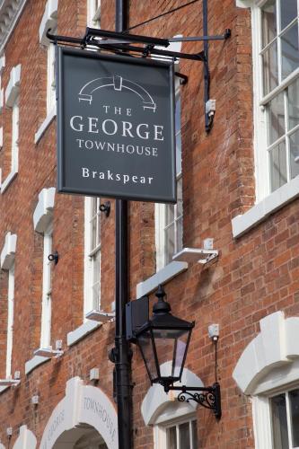 喬治聯排別墅旅館