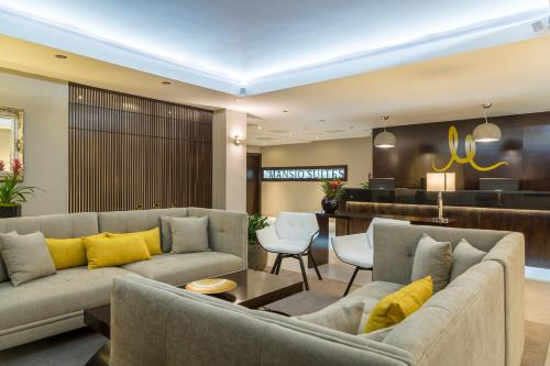 Mansio Suites The Headrow