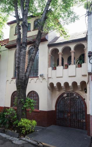 Los 10 mejores hostales y pensiones de ciudad de m xico for La mansion casa hotel apurimac