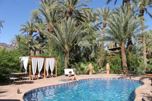 Ecolodge Bab El Oued Maroc Oasis