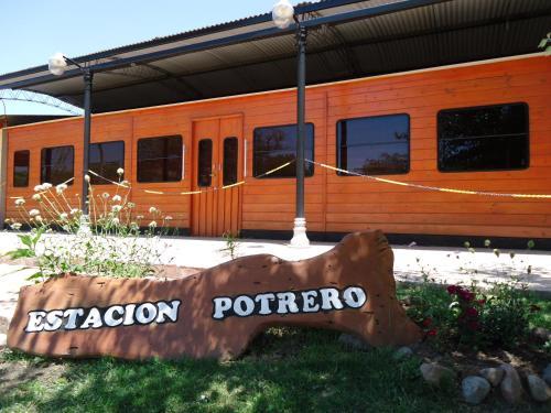 Cabañas Estacion Potrero
