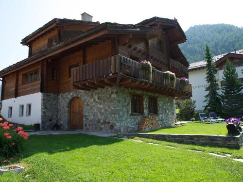 Chalet Huwi Zermatt