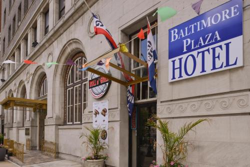 Baltimore Plaza Hotel
