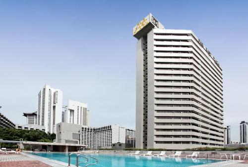 10 Hotel Terbaik Dengan Kolam Renang Di Singapura