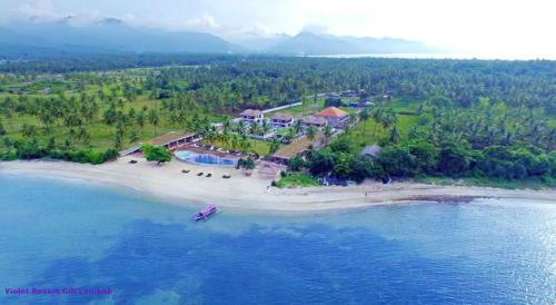 Violet Resort Gili Lombok