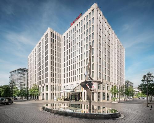 Berlin Marriott Hotel