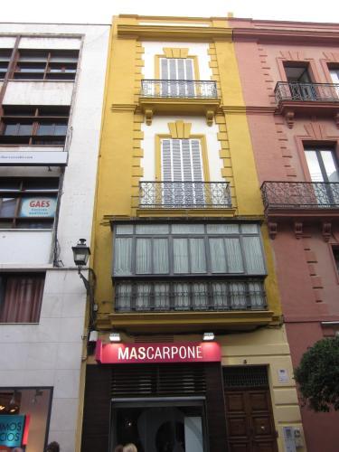 Casa Campana Sevilla