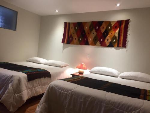 Description for a11y. Cuenca Rooms