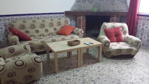 Description for a11y. Casa en Jarandilla de la Vera