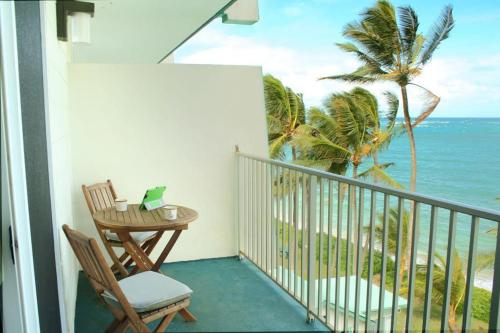 Paradise Beachfront Palm 603