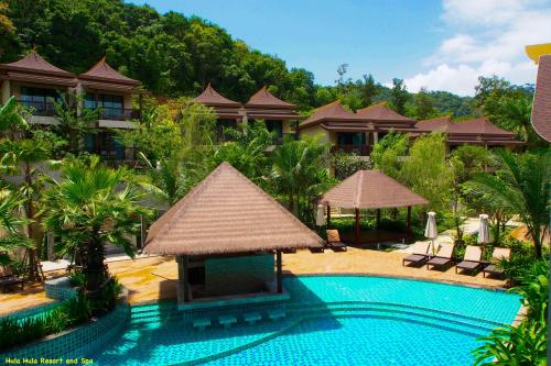 Hula Hula Resort, Ao Nang Beach
