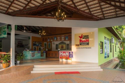 Han Rainforest Resort