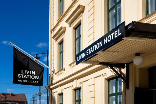 Livin Station Hotel
