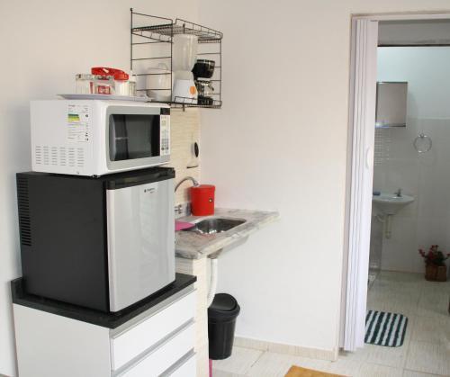 Pequeno Apartamento Completo