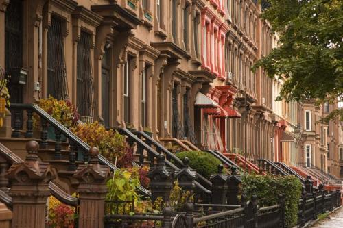 Brooklyn Brownstone Penthouse