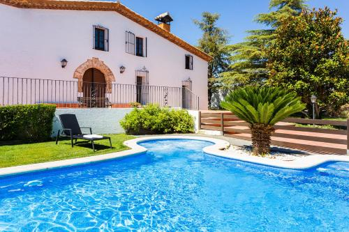 Casas de campo barcelona