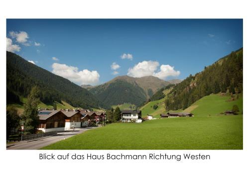 Ferienwohnung Helmut Bachmann