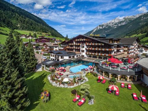 30 5 sterne hotels in tirol sterreich for Design hotel stubaital