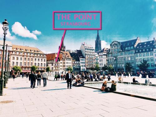 The POINT Strasbourg - Place KLEBER