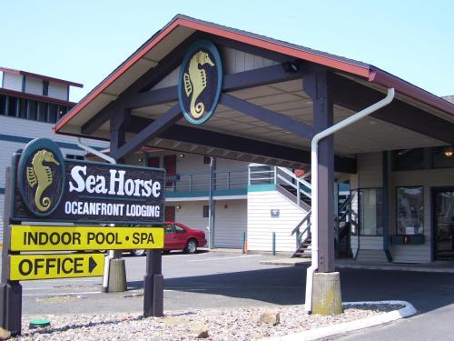 Sea Horse Ocean Front Lodging