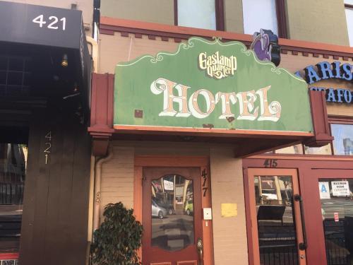 Gaslamp Quarter Hotel