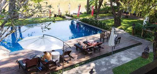 Lanna Dusita Riverside Boutique Resort by Andacura