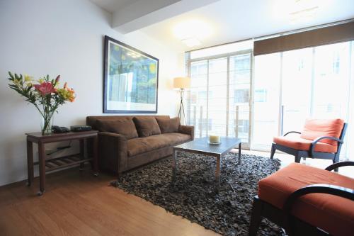 Modern duplex apartment on Arquímedes St., Polanco