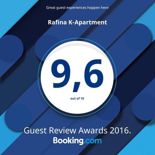 Rafina K-Apartment