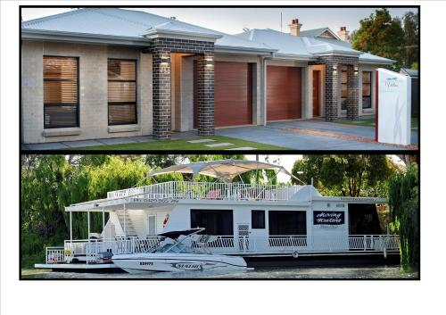 Renmark River Villas and Boats & Bedzzz