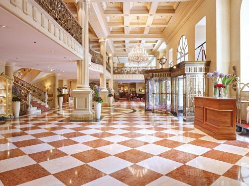 The 10 Best 5 Star Hotels In Vienna Austria Booking Com