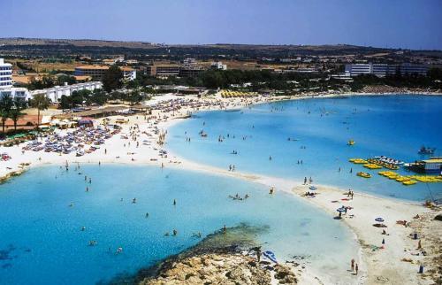 Napa Nissi Beach Villa
