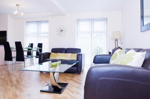 Leamington Spa Luxury Serviced Apartment