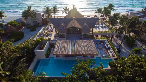 Die 10 Besten 5 Sterne Hotels In Tulum Mexiko Booking Com
