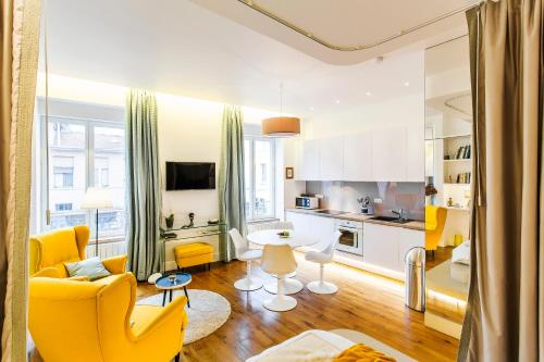 ClubLord - Cosy and Luxury Studio - Croix Rousse