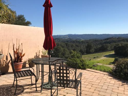 Dunning Vineyards Guest Villa