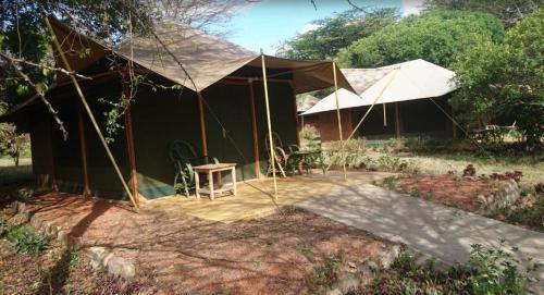 Mara Springs Tented Camp
